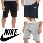 New With Tags Men's Nike Athletic Gym Muscle Logo Shorts Joggers Elderly Black Navy
