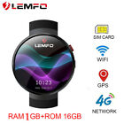 LEMFO LEM7 Smart Watch 2018 Man Watch 4G WIFI GPS Heart Rate For Android iphone
