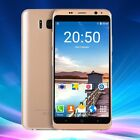 "5.5"" 8G Unlocked Smartphone AT&T T-Mobile Straight Talk Android Cell Smart Phone"