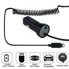 100% Verizon 2.4 A Fast Car Charger For Apple iPhone 7 Plus iPhone 5s 5 6