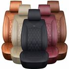 yellow car seat covers - Luxury Car Front Seat PU Leather Car Seat Cover Cushion 3D Surround Breathable