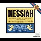 Audio CD - Classical - Handel's Messiah The Phildelphia Orchestra Eugene Ormandy
