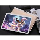 New 10.1'' 4G+64GB Android 7.0 Tablet PC Octa Core 8 HD WIFI Bluetooth 2 SIM
