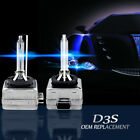 2x D3S / D3R OEM HID Xenon Headlight Replacement For Audi Buick Jaguar Lincoln