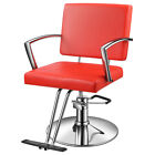 Baasha Salon Hydraulic Styling Chair, Barber Chair,Easy To Assemble And Clean