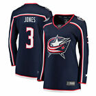 Fanatics Branded Seth Jones Columbus Blue Jackets Womens Navy Breakaway Jersey