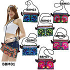Bag BBM7 Hmong Embroidered Tribal Boho Hippie Gypsy Cross Body Purse Sling Lady