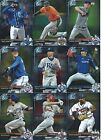 2017 Bowman Chrome Prospects Baseball cards - Complete Your Set !!