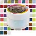 Rainbow Dust Sparkle Range Glitter Cake Decorating Sugarcraft Jewel Hologram
