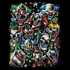 Evil Clown T Shirt Pick Your Size 7 X Large to 14X Large