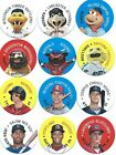2017 Topps Heritage Minors 1968 Topps Discs Baseball cards - Pick yours !!