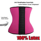 US Fajas Colombianas Style Latex Extra Firm Compression Waist Trainer Cincher