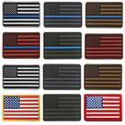 USA Flag Patch America Army Tactical Combat Morale Cap Hat P