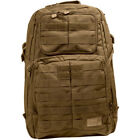 5.11 Tactical Rush 24 Unisex Rucksack Backpack - Fd Earth One Size