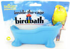 JW PET INSIGHT IN CAGE BIRD BATH TOY YOU PICK COLOR. FREE SHIPPING TO THE USA