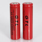 Lot GTL 18650 3.7V 5300mAh Li-ion Rechargeable Battery for LED Torch