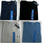 NWT Polo Ralph Lauren Mens Classic Fit Cotton Pocketed Tee Shirt Pick Color/Size image