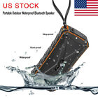 Waterproof Portable Bluetooth Stereo Speaker Outdoor Wireless Loud