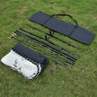 Portable Baseball Net Soft 7'x7' Hitting Cages Sport Play In/Outdoor Training