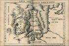 Poster, Many Sizes; Map Of Great Britain 1513