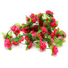 Fake Artificial Flower Hanging Garland Ivy Vine Wedding Party Home Decor AA23