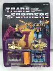 Transformers Original G1 1986 Ratbat And Frenzy Complete W/ Card Back Very Nice For Sale