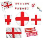 ENGLAND St George World Cup Party - IT'S COMING HOME - Tableware & Decorations