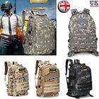 Playerunknown's PUBG Battlegrounds Level 3 Backpack Game Cos Bag Military Winner