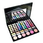 78 Color Eyeshadow + Blusher Palette Makeup   30 Color Eye Shadow Powder RR6