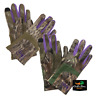 NEW BANDED GEAR WOMENS SOFT SHELL CAMO HUNTING GLOVES - B2070001 -