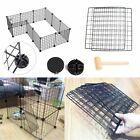 Easy Install Multi-function Enclosure Yard Pet Playpen Fence Kennel Dog Cage