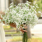 White Fake Silk Artificial Gypsophila Flowers Bouquet Party Home Gardendecor In9