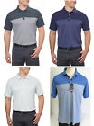 Bolle Mens Colorblock Wicking Golf Performance Polo, Many Sizes and Colors, NWT