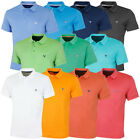 Callaway Golf Mens X Range Solid Polo II Shirt Opti-Dri Tech