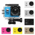 Waterproof Ultra HD 1080P Action Sports Camera WiFi DV Camcorder Remote Control