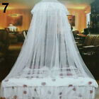 Lot Mosquito Net Bed Canopy Round Lace Dome Princess Play Tent Bedding Exotic image