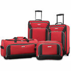 "American Tourister Fieldbrook XLT 4 Piece Luggage Set (25"", 21"") - Choose Color <br/> Choose Color - Authorized Dealer with USA Warranty"