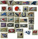 NFL FOOTBALL STICKER CHOOSE FROM 32 TEAM LOGO