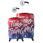 Travel Suitcase Protective Cover Dust Proof Trolley Luggage Case
