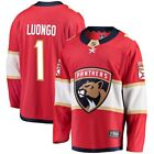 Fanatics Branded Roberto Luongo Florida Panthers Red Breakaway Jersey