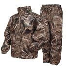 Frogg Toggs All Sports Rain Suit Mossy Oak Break-Up Country Gear Sport Hunting Coveralls - 177869