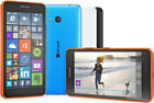 Unlocked Nokia Microsoft Lumia 640 Dual Sim Stand-by Windows Phone Four Colors