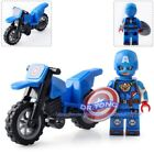 Super Heroes Spiderman Captain America Iron Man Building Blocks Toys Gifts Games <br/> Avengers✔️With Warranty✔️Brand New✔️Like Lego Blocks