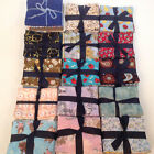 Lot of 10 Coordinated FQ by Collections ~  Quilt Shop Fabric
