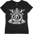 Witches Union T-shirt Broom Flyers Decal Ladies Tee Witch Womens Halloween Top