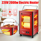 Внешний вид - 2000W Portable Electric Garage Space Heater Winter Hot Thermostat Home/Outdoor