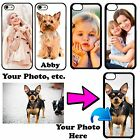 Personalize Photo Picture Phone Cover Case Fits iPhone X 8 7 Plus 6S 5 4 iPodetc