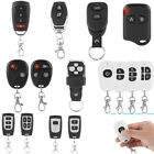 1-4 Buttons 1~4 Channel Universal Wireless RF Remote Control Transmitter 433MHz