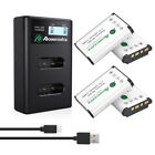 NP-BX1 Battery + Charger for Sony DSC-RX100 I II III IV V DSC-HX400V HDR-CX405/B
