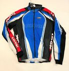 Look Windproof Thermal CYCLING JACKET  - Black / Blue